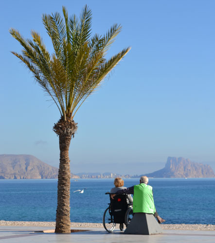 Relax with Home Care Costa Blanca